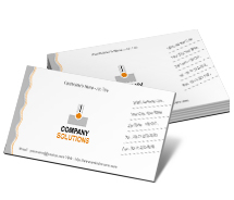 Business Card Templates business management