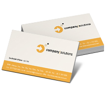 Business Card Templates bow and arrow
