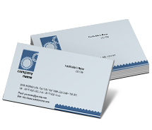 Business Card Templates Industrial Industrial Manufacture