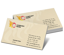 General Industrial Machines business-card-templates