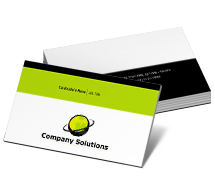 Business Card Templates General Host Internet