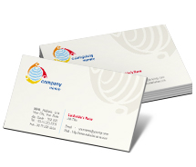Business Card Templates social communication