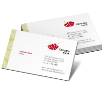 Business Card Templates fruit supplier