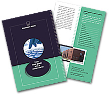 Brochure Templates computer hardware services