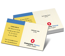Business Card Templates business adviser