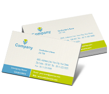 Business Card Templates event management