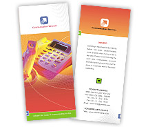 Brochure Templates Communications Telephone Service