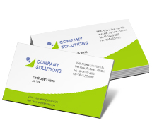 Business Card Templates General International Communication