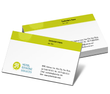 Business Card Templates hotel deals
