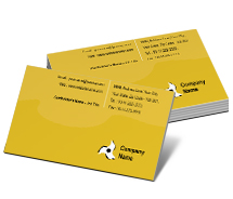 General Business Planning business-card-templates