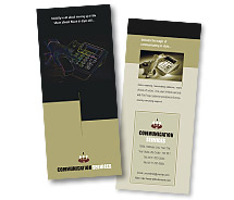 Brochure Templates telecom systems