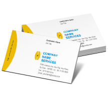 General Business Analysis business-card-templates
