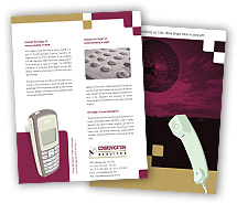 Communications Communication Centre brochure-templates
