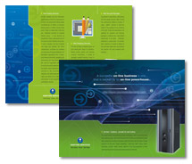 Brochure Templates server hosting