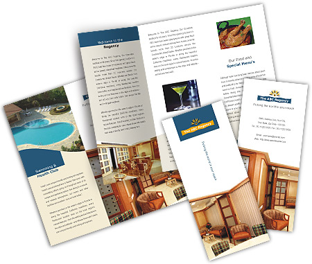 Complete Brochure  View with Layout For Affordable Hotel
