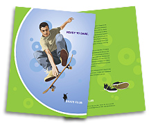 Sports Skate Shop brochure-templates