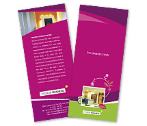 Brochure Templates interior designer
