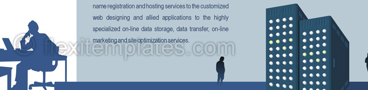 Actual Brochure  Design For Web Hosting Company