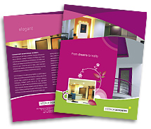 Brochure Templates Architecture Interior Designer