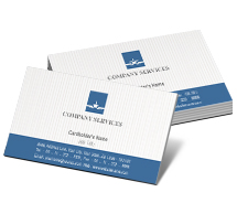 Business Card Templates tours package