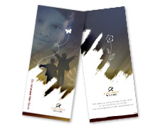 Social & Cultural Children Welfare brochure-templates