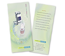 Communications Mobile Shop brochure-templates