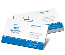 Computers Computer Sale business-card-templates