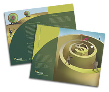 Brochure Templates Finance Finance Customer Services