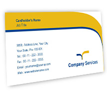 General Road Transport company BusinessCardTemplates