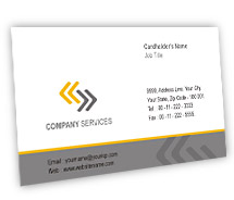 General Online Communication BusinessCardTemplates