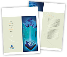 Brochure Templates internet access service