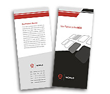 Brochure Templates web solution