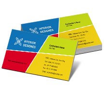 Business Card Templates interior architecture