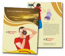 Media Digital Photography brochure-templates