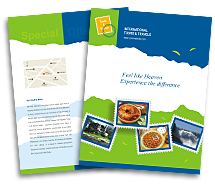 Brochure Templates travel agency
