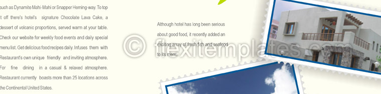 Actual Brochure  Design For Travel Agency