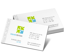 Business Card Templates local internet services