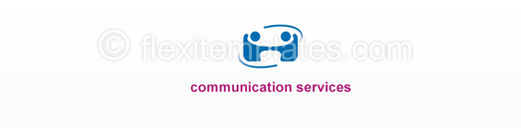 Actual Corporate Identity  Design For Telecom Systems