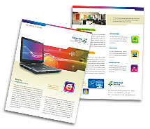 Brochure Templates isp