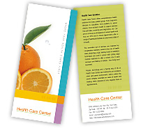 Brochure Templates health center