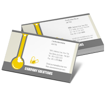 Medical Pharmacy Technician business-card-templates