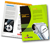 Brochure Templates camera supplies