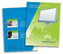 Computers Computer Accessories brochure-templates