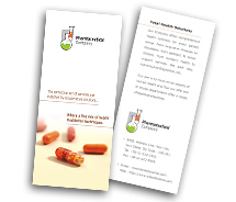 Medical Pharmaceutical Companies brochure-templates