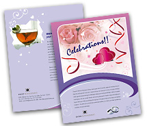 Social & Cultural Event Management Services brochure-templates