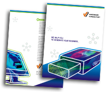 Brochure Templates internet access services