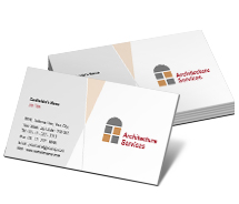 Architecture Residential Architecture business-card-templates