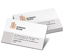 Architecture Architecture Buildings business-card-templates