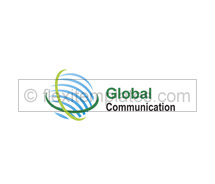 Communications Global Communication Systems logo-templates