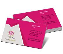 Business Card Templates events management